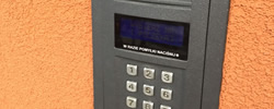 Staines access control service