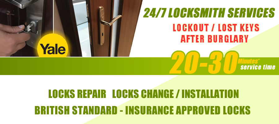 Staines locksmith services